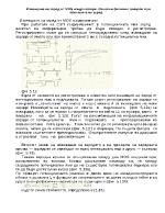 Извеждане на заряд от MOS кондензатори