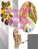 Здразвни познания и хигиена на храносмилателната система