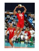 Конспект на урок по волейбол