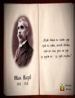 Иван Вазов - живот и твоечество