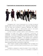 Стратегическо управление на човешките ресурси