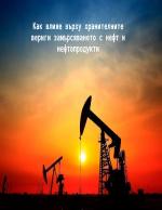 Замърсявания от нефт