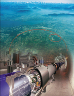Ускорител на елементарни частици