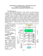 Интерфейс на микропроцесора с ROM и RAM паметите Адресно поле на микропроцесора Разпределение и организация на адресното поле
