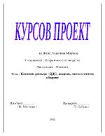 Косвени данъци - ДДС акцизии мита и митни сборове