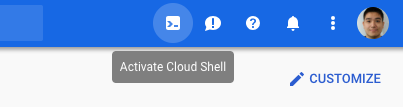 cloud shell