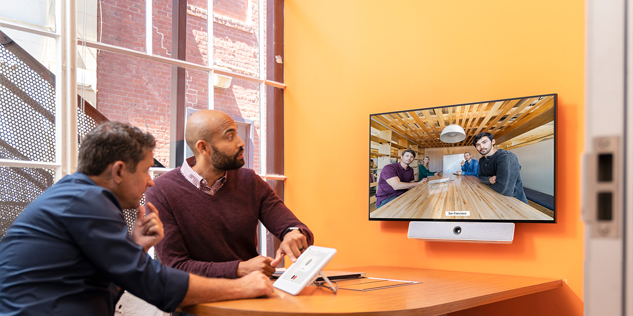 Broadcom reimagines the workplace for the future