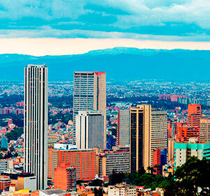 Plan your next trip to Bogotá from Medellín and visit Monserrate