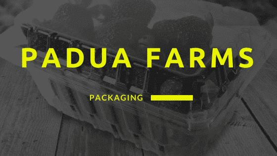 Padua Farms Packaging