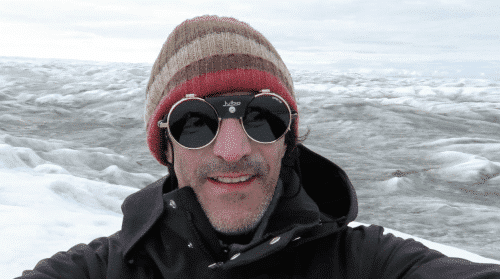 Los Angeles Based Creative Director Alex Westerman Greenland Ice Sheet