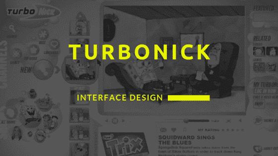 TurboNick UX UI