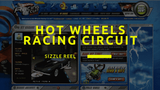 Hot Wheels Racing Circuit
