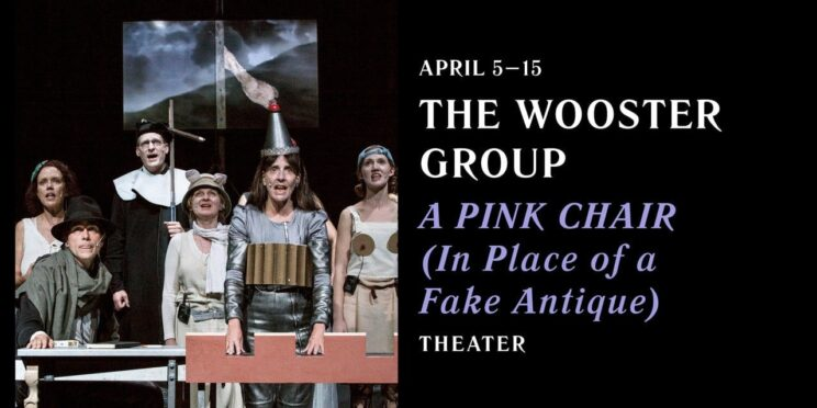 """Legendary New York Theater Company """"The Wooster Group"""" is Back at REDCAT"""
