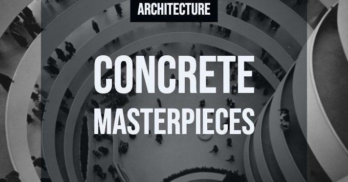 Concrete Buildings that Inspire