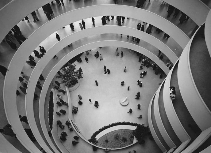 Guggenheim Museum New York City Frank Lloyd Wright