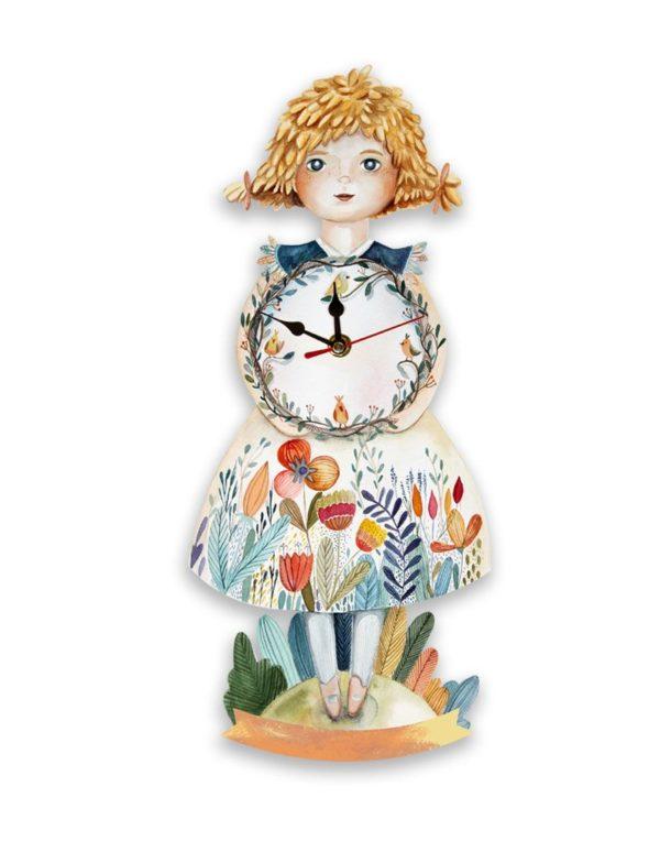 Doll clock