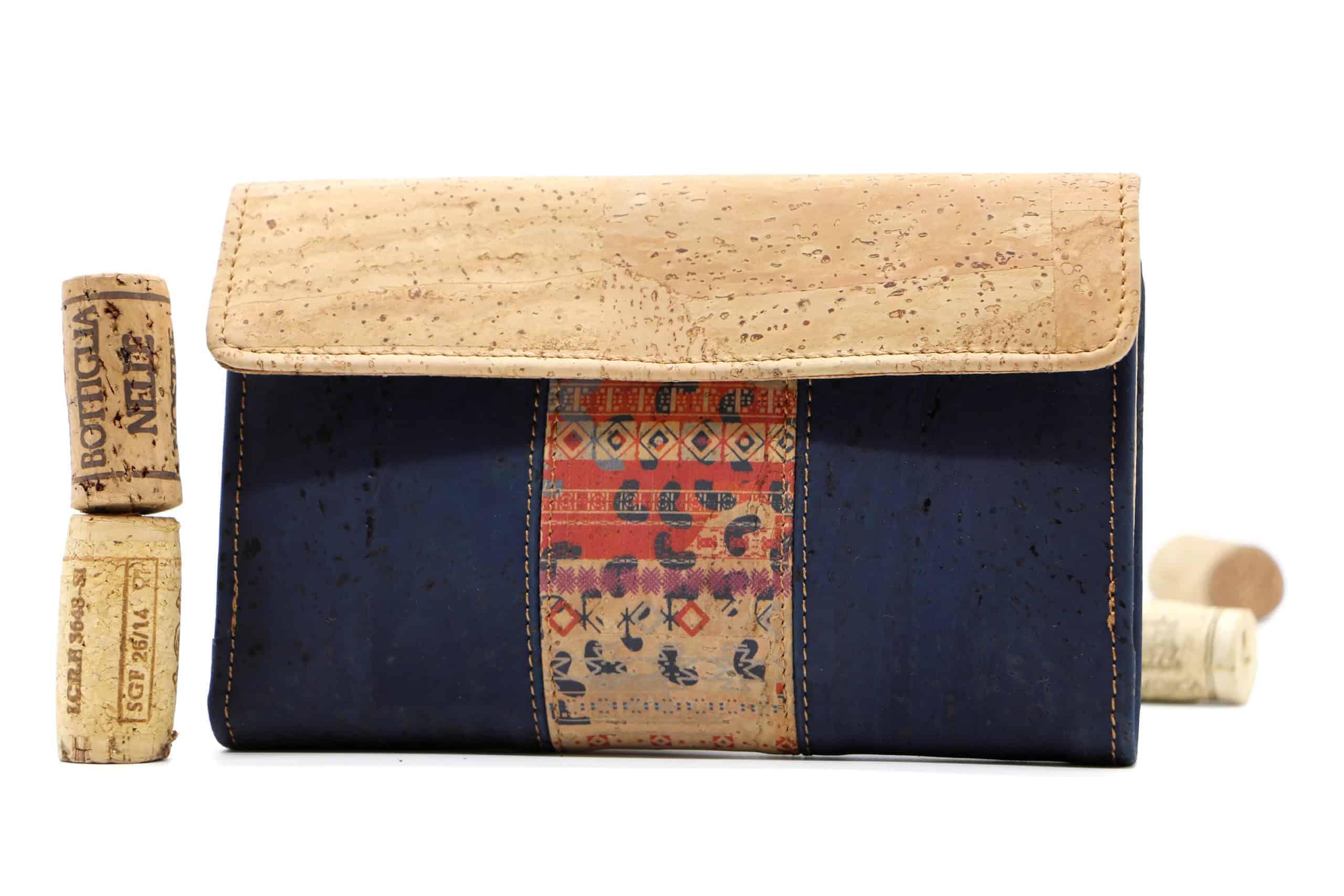 Damen Portemonnaie aus Kork