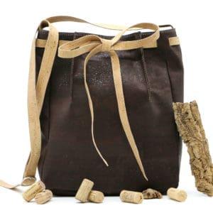 Damen Tasche aus Kork