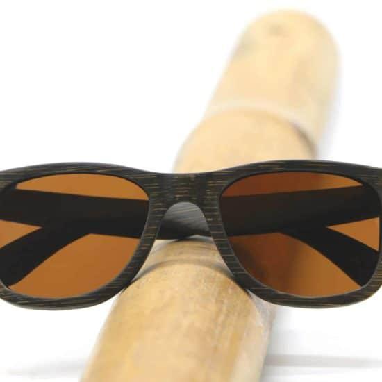 Bambus Sonnenbrille