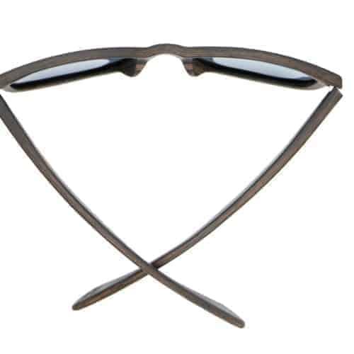 Holz Brille