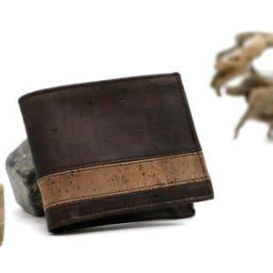 Kork Geldtasche