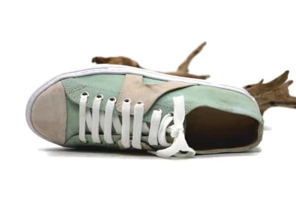 Schuhe Mint