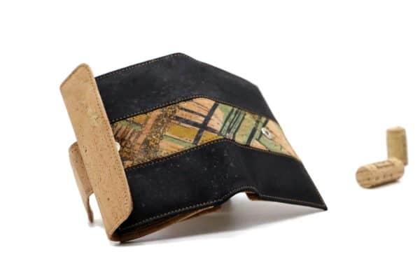 Kork Damen Portemonnaie