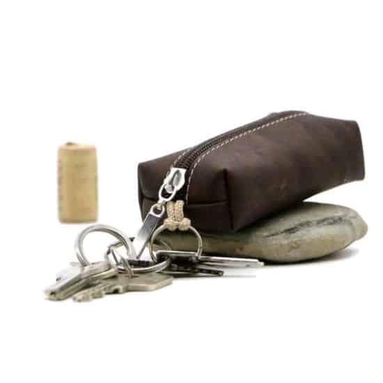 Schlüsseltäschchen aus Kork