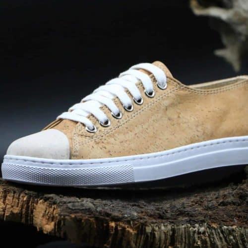 Klassischer Kork Sneaker