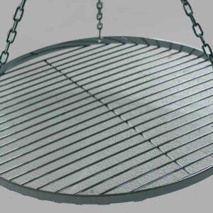 Grillrooster voor aan de driepoot Ø 48 cm
