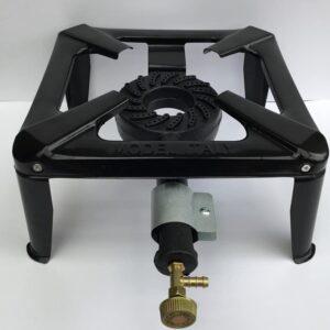 Wok/gasbrander 30 x 30 cm