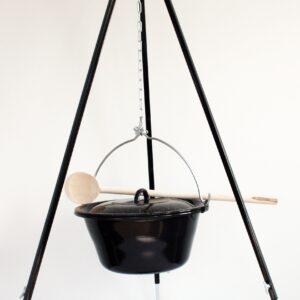 Stativ für Outdoor-Küche