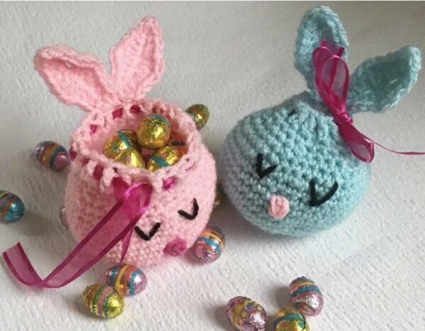 Bunny gift bag - main product image