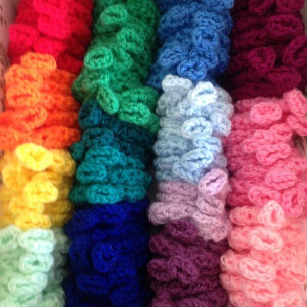 Bakers Dozen Egg Basket, Crochet Egg Holder, Kitchen Storage, Home Decor, Housewarming Gift - product image 2
