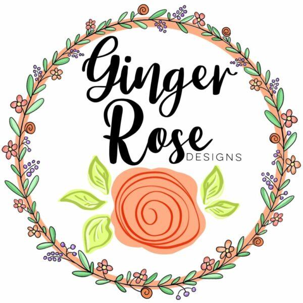 Ginger Rose Designs shop logo