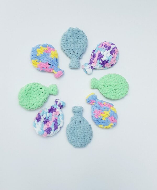 Reusable Water Balloons (pack of 4) - main product image