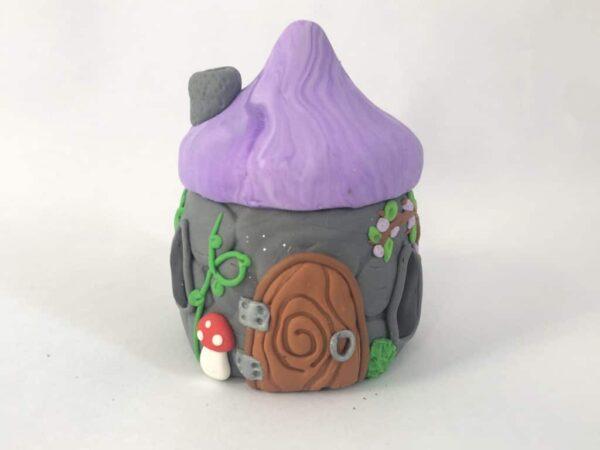 Tooth fairy jar, keepsake pot, trinket jar - product image 2