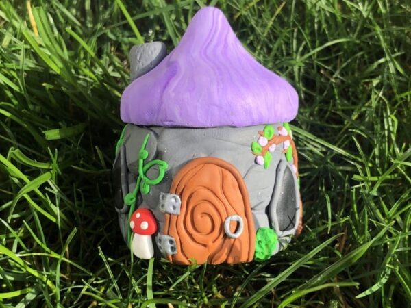 Tooth fairy jar, keepsake pot, trinket jar - product image 4