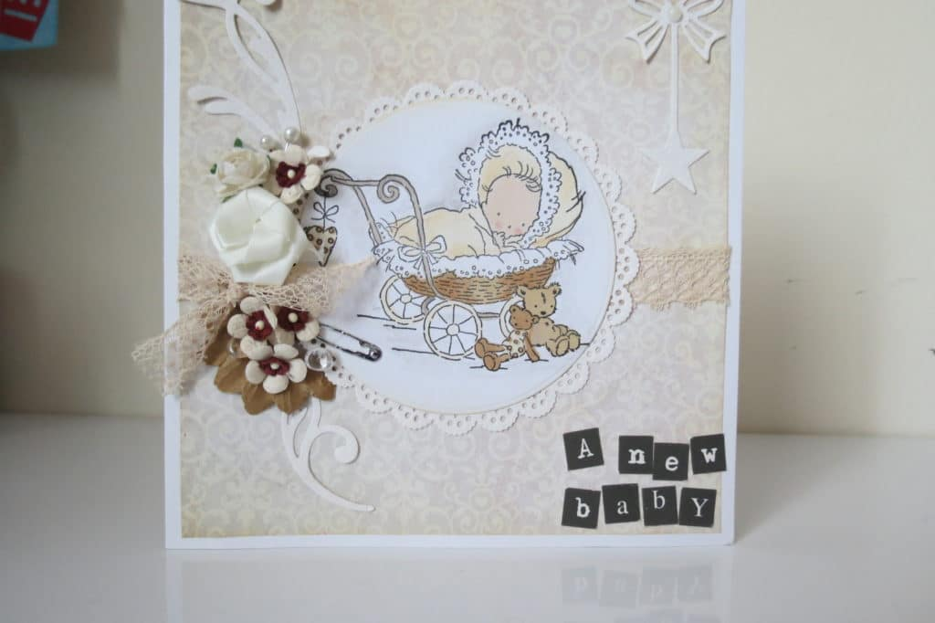 New Baby Card - main product image