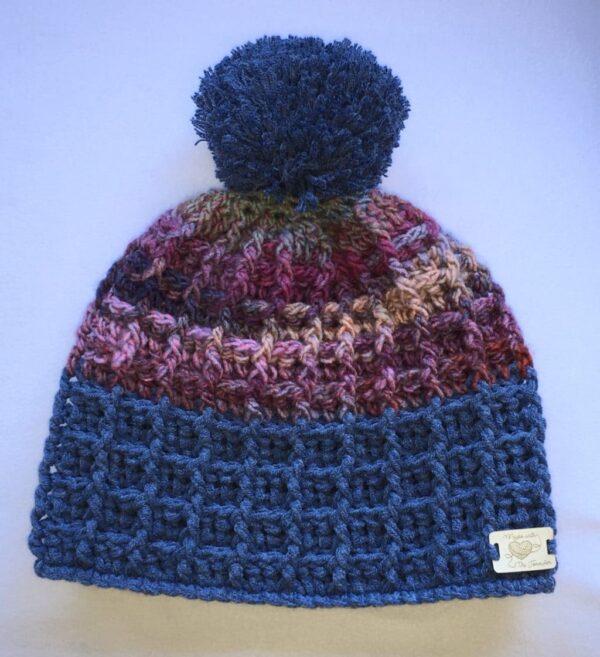 Hand crochet hat - product image 2