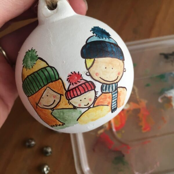 Illustrated Baubles - product image 3