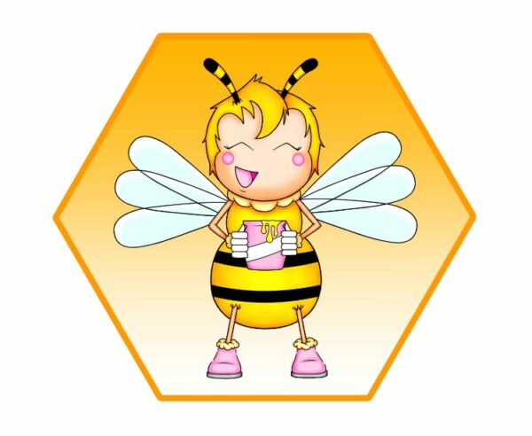 My Little Honee Bee shop logo
