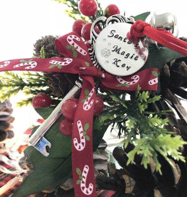 Santa's Magic Key - main product image