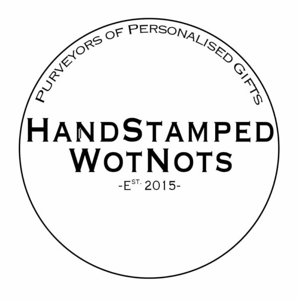 Handstamped WotNots Store shop logo