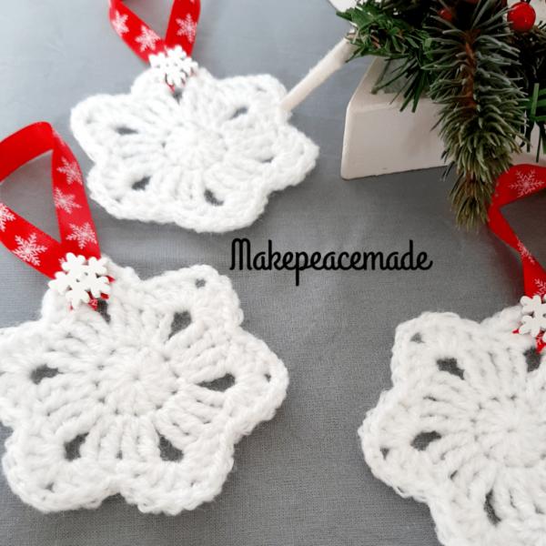 Christmas tree decorations - main product image