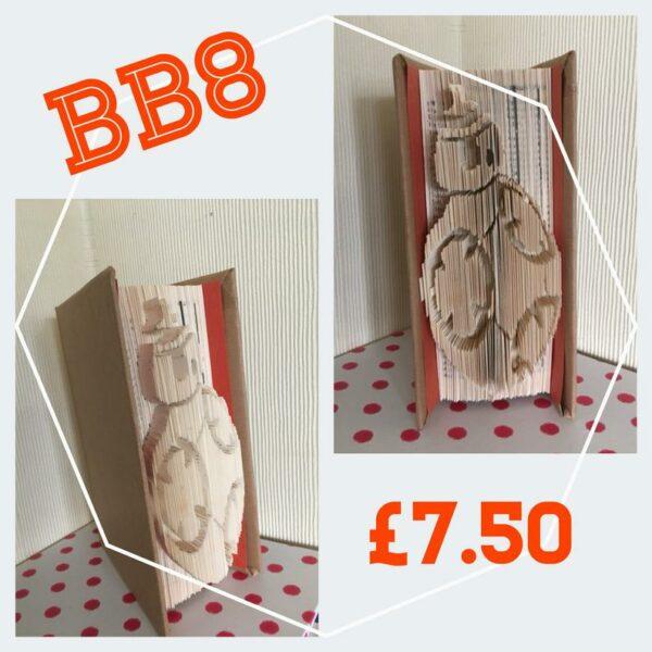 Custom Made Book Fold - product image 5