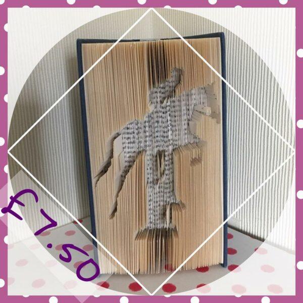 Custom Made Book Fold - product image 2