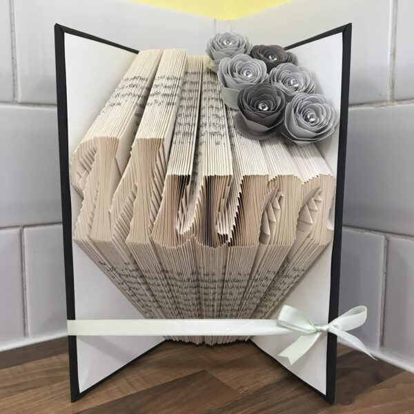 Mum Book Fold Art Mother's Day Birthday Gift - product image 3