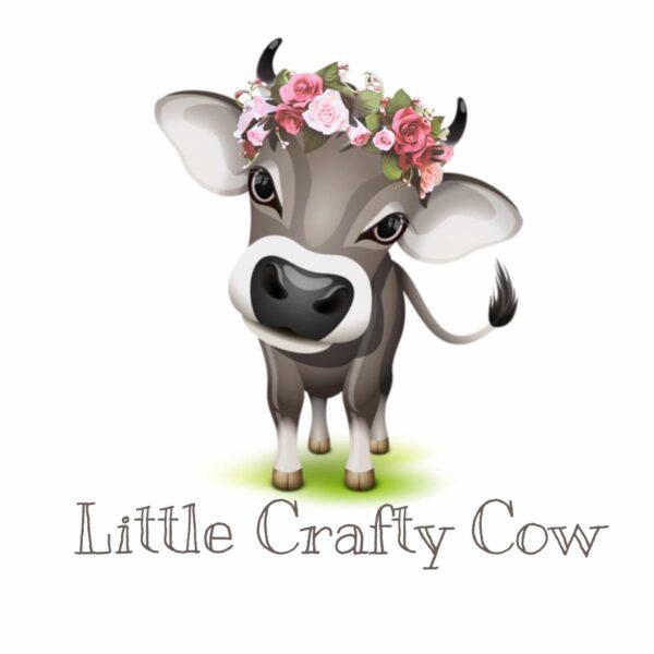 Little Crafty Cow shop logo