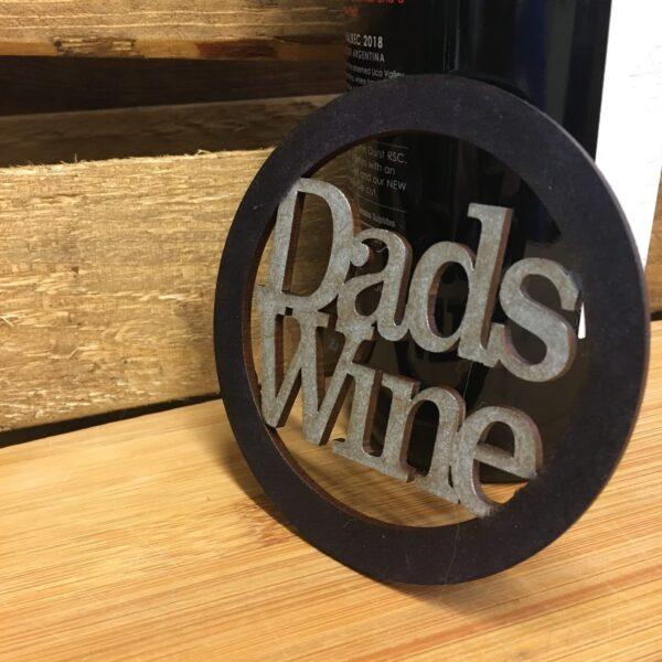 Dads Wine Coaster - product image 2